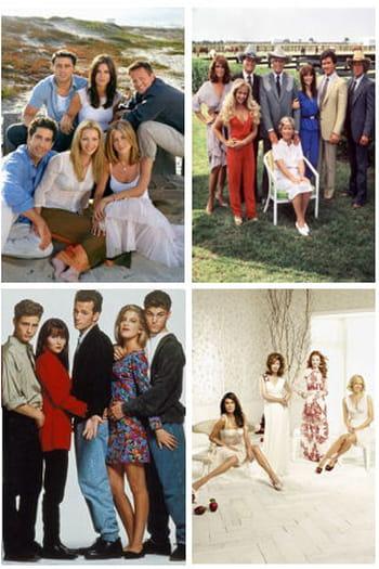Les prénoms inspirés des séries télé