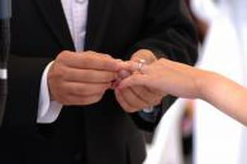 Alliance : les origines de l'anneau de mariage