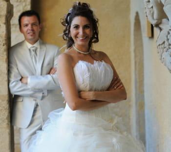 """Le mariage """"ciné-rock"""" de Magalie et Cyril"""
