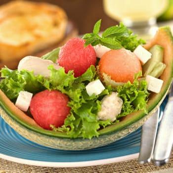60 recettes au melon et à la pastèque