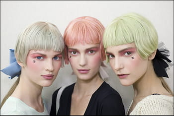 Le look maquillage du d&eacute;fil&eacute; Chanel Croisi&egrave;re 2012-2013