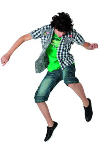 Vêtements d'été pour les adolescents plantureuse