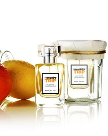 Les parfums de l'été 2012