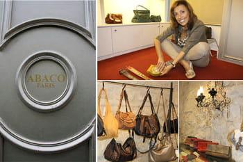 Dans les coulisses de la création des sacs à main Abaco