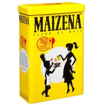25 recettes à la Maïzena