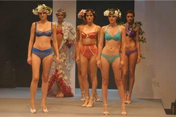 54 modèles de lingerie tendance printemps-été 2013