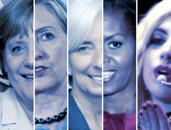 Les 20 femmes les plus puissantes du monde en 2012