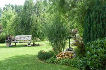 Visitez le jardin de Joëlle