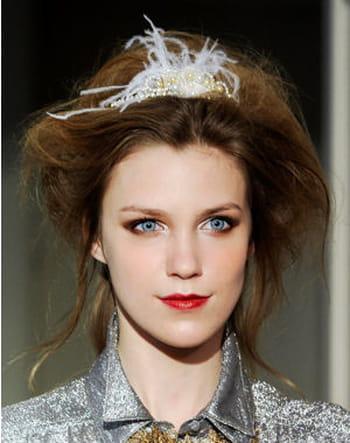 Les accessoires cheveux de l'automne-hiver 2012-2013