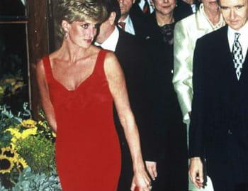 Lady Diana, les hommes et les femmes de sa vie