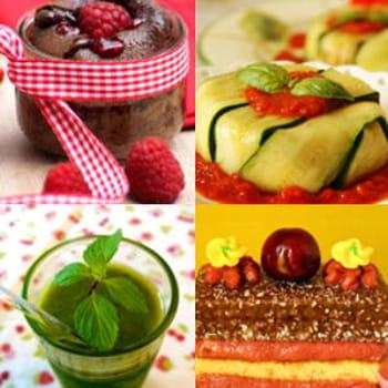 Les meilleures recettes de l'été 2012