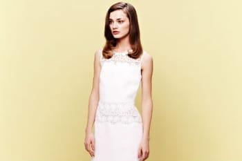 Comment porter la robe blanche ?