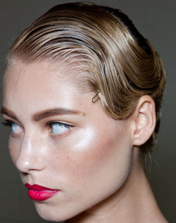 Fashion week New York  : les plus beaux maquillages des défilés