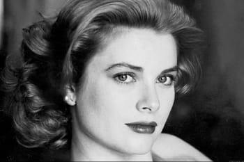 Monaco : mariage de Grace Kelly et du Prince Rainier, photos du conte du Rocher