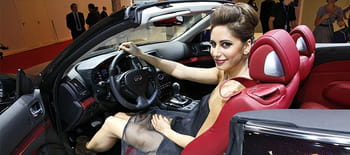 Mondial de l'Auto : guide spécial femmes