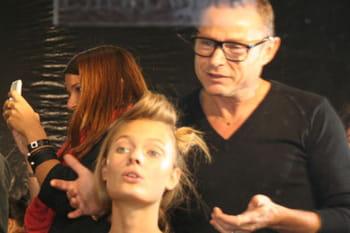 Fashion Week : dans le backstage du défilé Anthony Vaccarello