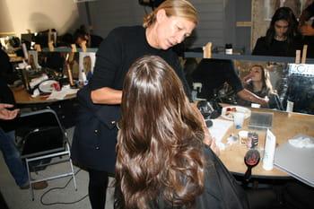Fashion Week : dans les coulisses beauté du défilé Alexis Mabille