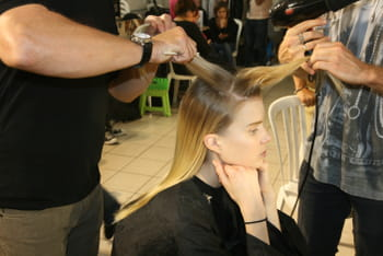 Fashion Week : dans les coulisses beaut&eacute; du d&eacute;fil&eacute; Giambattista Valli