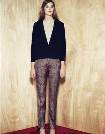Les pantalons stylés de la saison