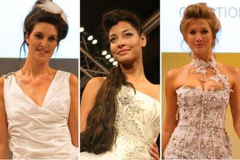 Les plus jolies coiffures de mariées du salon du mariage et du pacs 2012