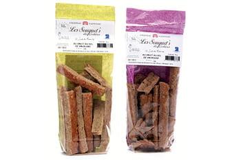 biscuits au sel de vin 'les souquet's des corbières'