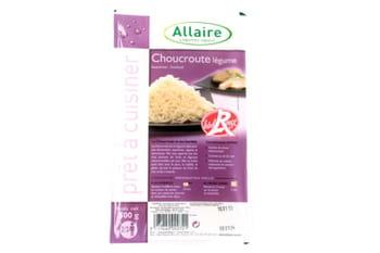 choucroute label rouge allaire