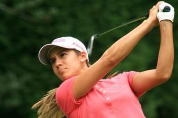 """Azahara Muñoz (joueuse de golf):""""Quand j'arrêterai de jouer au golf, j'aimerais fonder une famille"""""""