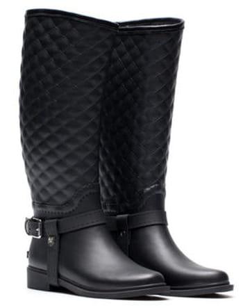 Des bottes de pluie pour affronter le mauvais temps avec classe