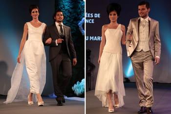 Robes de mariées 2013 : le défilé du Grand Salon du Mariage