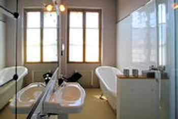 Salle de bain d co conseils et id es pour la salle de bains avec le journa - Comment decorer la salle de bain ...