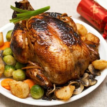 45 recettes de volailles farcies pour Noël