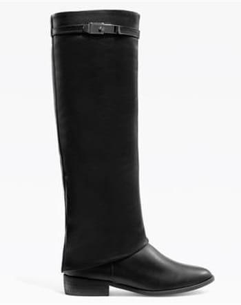 Place aux chaussures de l'hiver
