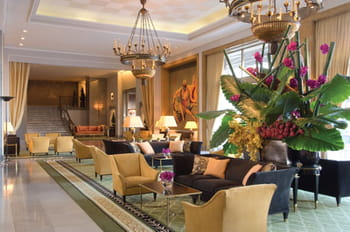 Bienvenue au Four Seasons Hotel Ritz Lisbonne