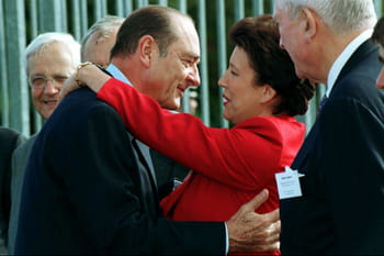Jacques Chirac et les femmes : passion et embrassades