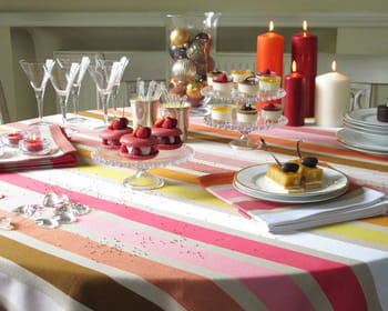 Table de Noël : place à la déco de fête !