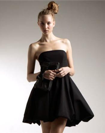 Les robes noires qu'on veut pour les fêtes