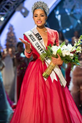 Miss Univers : le sacre d'une Américaine et les 10 finalistes en photos
