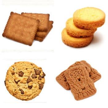 40 recettes avec des biscuits
