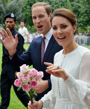 le couple est en visite officielle en asie du sud-est dans le cadre du jubilé de