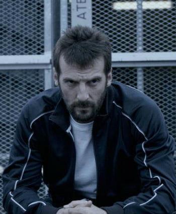 matthieu kassovitz dans le film 'le guetteur'