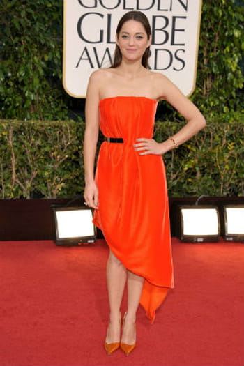 Golden Globes 2013 :  les plus belles robes du tapis rouge