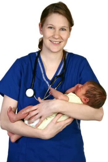 Maternités : les championnes de l'accouchement