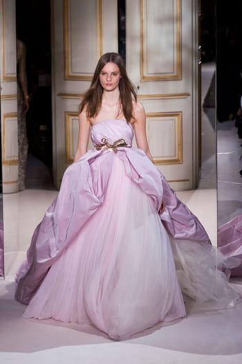 Haute couture printemps-été 2013 : les robes de rêve des défilés