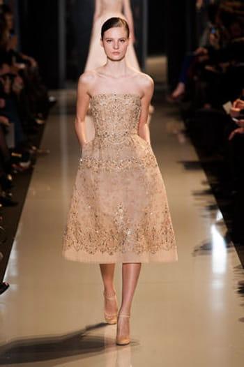Haute couture printemps-été 2013 : les plus belles robes des défilés