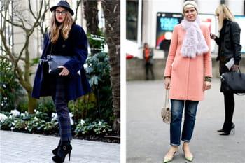 Fashion week Paris : les plus beaux street looks des défilés automne-hiver 2013-2014