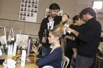Fashion week Paris : les coulisses beauté du défilé Alexis Mabille