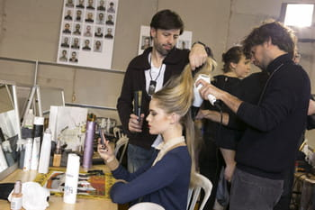 Fashion week Paris : les coulisses beaut&eacute; du d&eacute;fil&eacute; Alexis Mabille