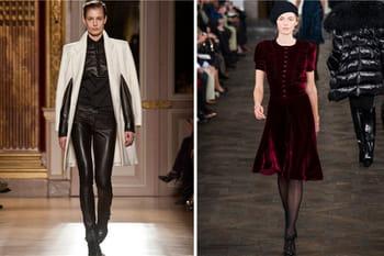Fashion week : toutes les tendances prêt-à-porter automne-hiver 2013-2014