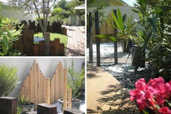 Un jardin japonais facile à entretenir