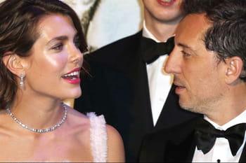 Charlotte Casiraghi et Gad Elmaleh, amoureux au Bal de la Rose